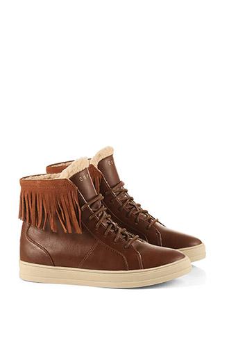 Franges Bottines Blog Hiver Esprit L'atypique Chaussures Fourees n8afqx1Rwf