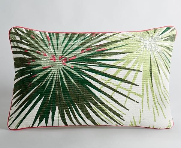 coussin v g tal tropical ampm d co t 2016 l 39 atypique blog. Black Bedroom Furniture Sets. Home Design Ideas